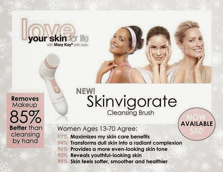 Mary Kay Skinvigorate 50 VS Ulta Clarisonic Aria 199 Contact Me For All Your