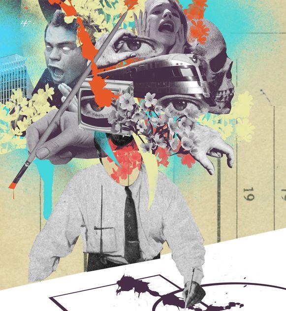 SCIENTIFIC AMERICAN MIND - MARIO WAGNER / ILLUSTRATION + ART  for max