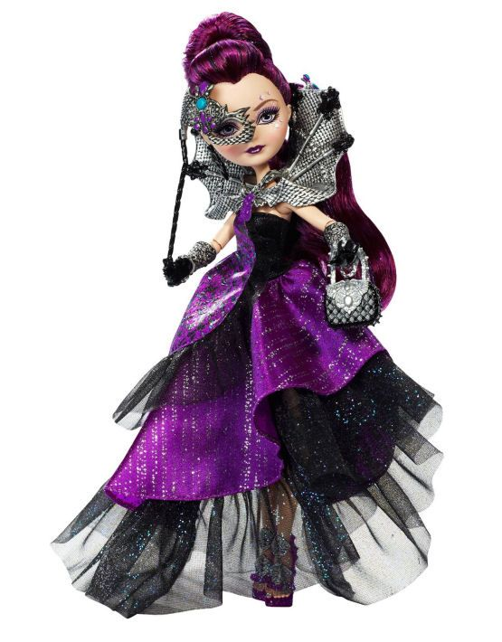 Ever After High Thronecoming Raven Queen Doll http://thedollprincess.com/shop/ever-after-high-thronecoming-raven-queen-doll/