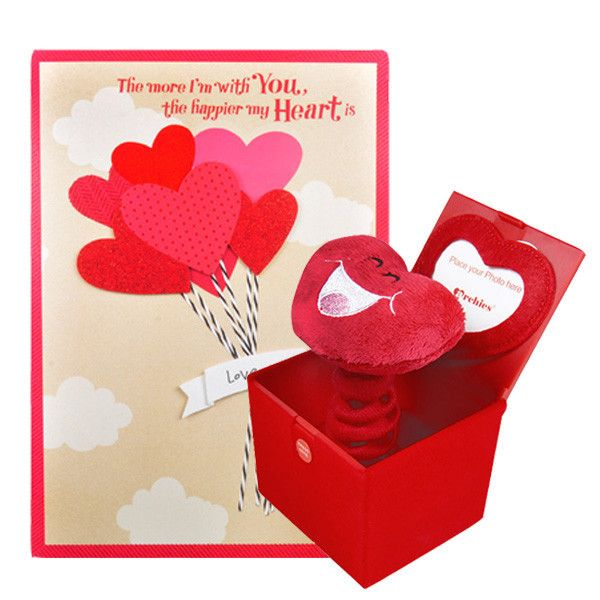 Hamper for Valentine's Day Gift Hamper For Valentine (Picture Frame Box & Greeting Card) Put best snapshot of your love story and surprise your beloved like never before. Celebrate this Valentine's Day,The happier #MusicalHeart is love you.. I LOVE YOU… There are so many things I love about you…Your smile that brightens my day,Your hand feels so right in mine. Rs. 824 : Shop Now : http://hallmarkcards.co.in/collections/valentines-hampers/products/hamper-for-valentines-day