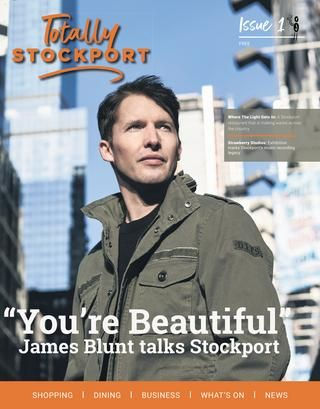 Totally Stockport Magazine Issue 1  All things great in Stockport Town Centre brought to you by the Stockport Business Improvement District