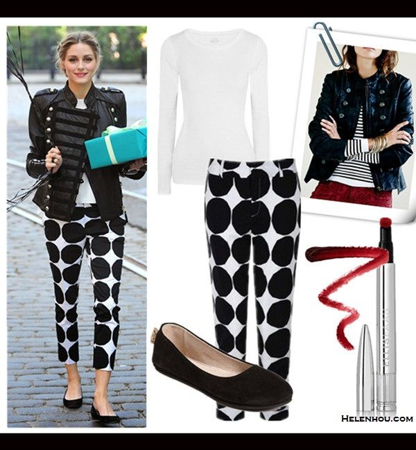 Olivia Palermo style 2014; Day To Night Outfits; Top: J ...