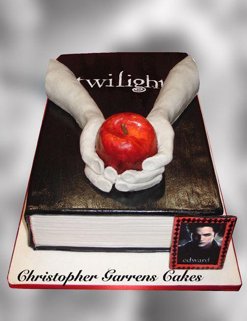 Twilight cake - Christopher Garrens - Portfolio - Special Events