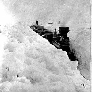 Snow blockade, March 29, 1881 -- The Meteorology of Little House on the Prairie