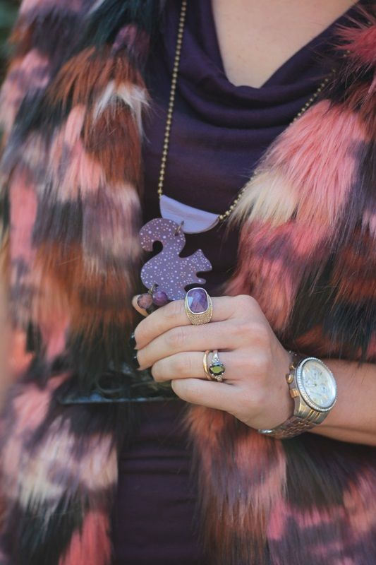 Margaret Dallospedale, Maggie Dallospedlae fashion diary, Fashion blog, Fashion blogger,  fashion tips, how to wear, Outfits, OOTD, Fall outfit, Faux fur vest, 13