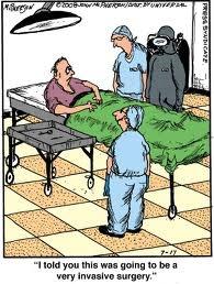 lol...surgery humor.