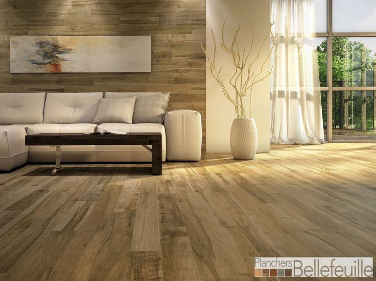 Plancher Bois Franc #planchersboisfranc #PlanchersBellefeuille Partageons la passion du bois. Directement du manufacturier.