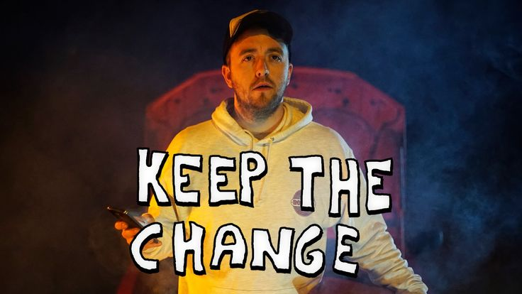 Keep The Change | Short Film -  When all else fails, will he deliver? Keep The Change follows Stu, a local pizza delivery driver, on his last legs in a dead end job.