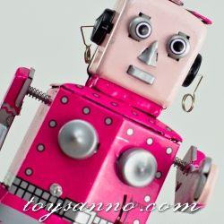 Venus - the robotgirl