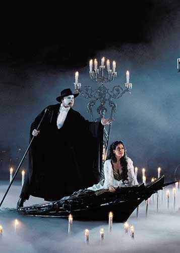 Musical DAS PHANTOM DER OPER #Gruppenreise #Musical #StageEntertainment