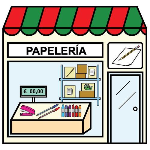 Pictogramas arasaac papeler a tiendas pinterest - Tenderos de ropa ...