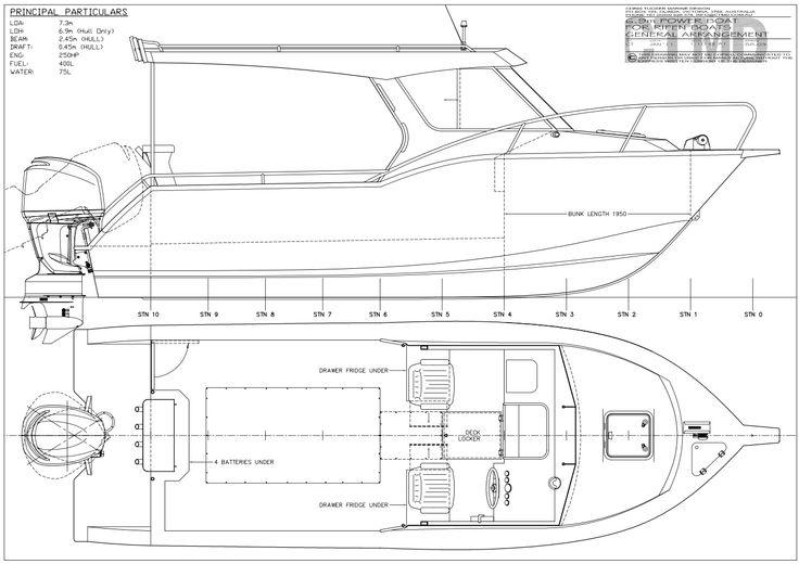 boat hardtop plans - Google Search