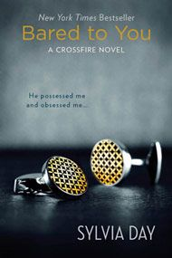 Earlier today, Sylvia Day told a fan on her Facebook page that her Crossfire series—which includes Bared to You, Reflected in You, and Entwined with You—has been optioned for television. - HBO? Sweet Lord, I hope this is true!!