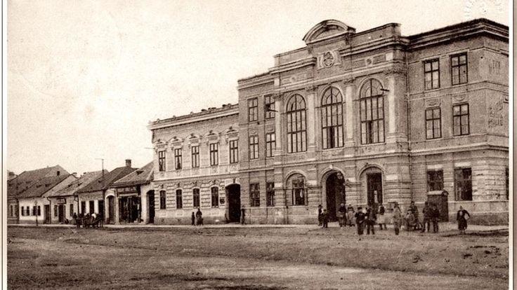 Hotel Grand v roku 1918.   Nový Čas