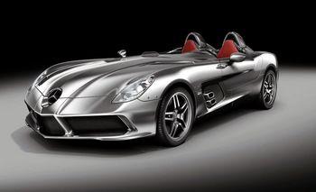 Mercedes-Benz SLR Stirling Moss  Rule!!