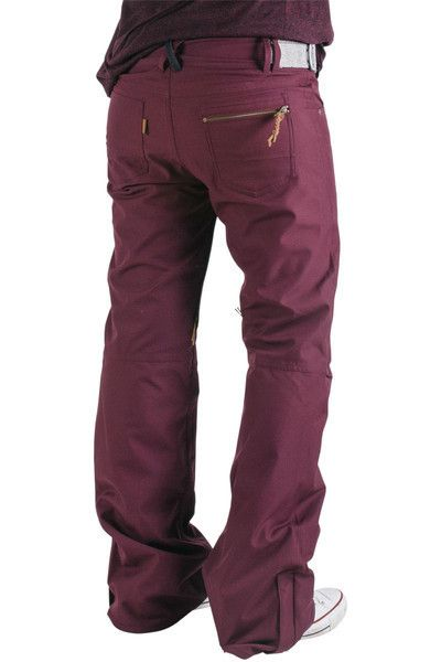 Holden Womens Standard Regular Fit Pant Port Royale | People Skate and Snowboard