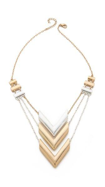 Rose Pierre La Maison Goyard Chain Necklace