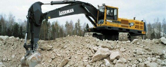 Åkerman EC450