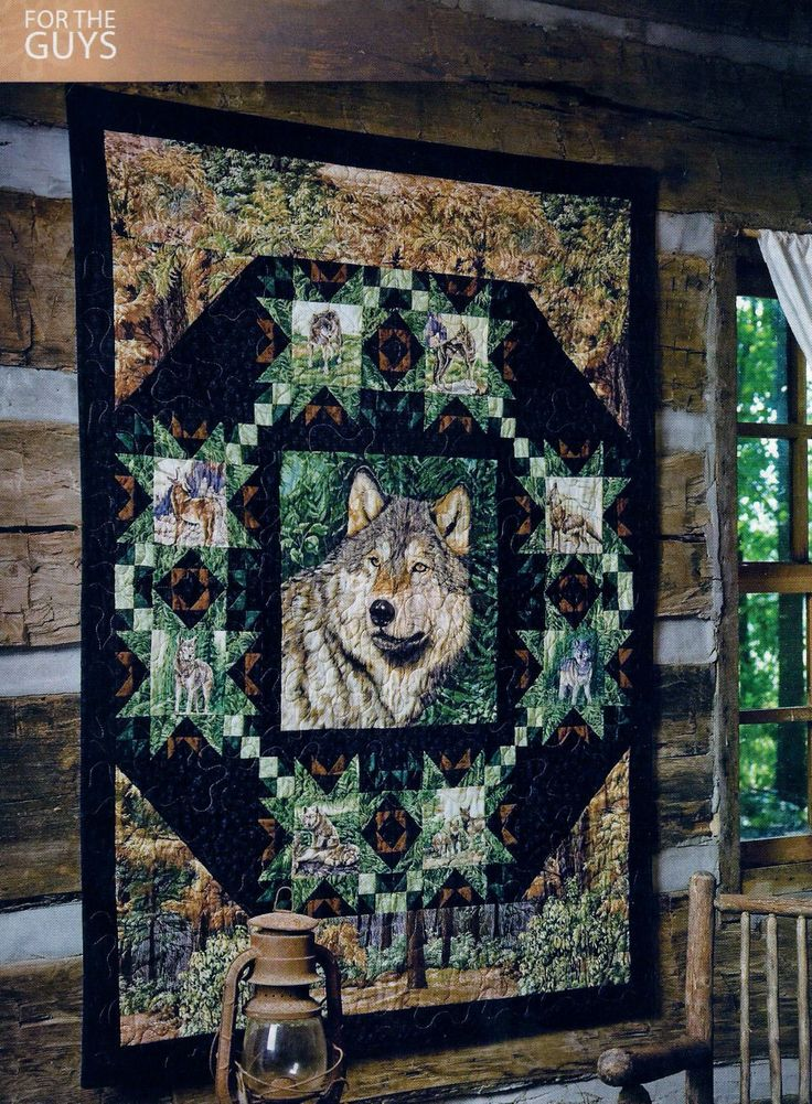 302 Best Wildlife Quilts Images On Pinterest