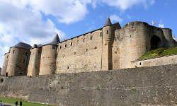 Sedan castle/fortress