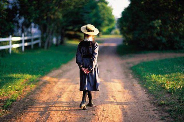 On The Magical Landscapes Of Anne Of Green Gables Anne Green Aguilones Verdes Príncipe Eduardo
