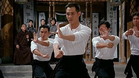 "Jet Li's ""Fist of Legend"""