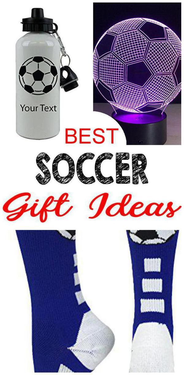 Cool Soccer Gifts Every Kid Will Love Soccer Gifts Christmad Gifts Christmas Presents For Kids