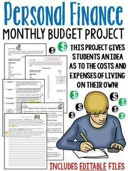 home budget project