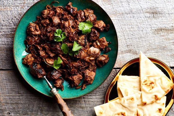 Indian Lamb-Fry