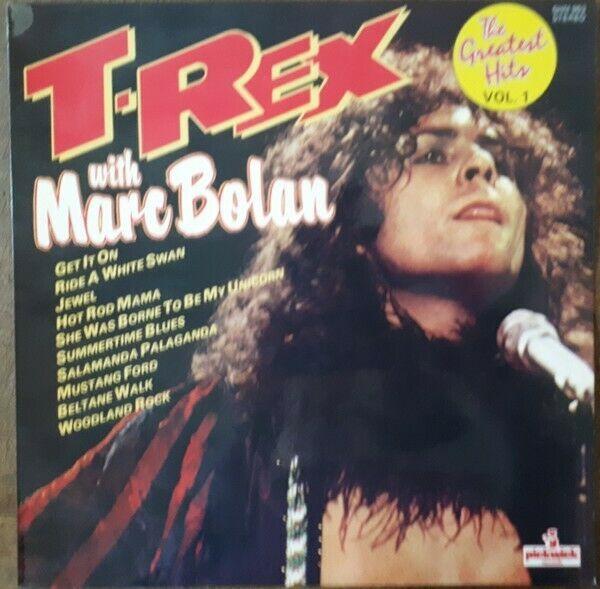 Mon Ebay En Cours En 2020 T Rex Marc Bolan Pochette Vinyle
