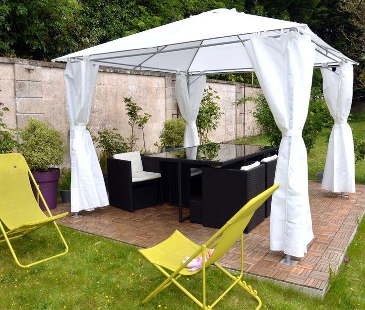 tonnelle de jardin karls de ikea tynec pinterest koi pavilion and garden ideas. Black Bedroom Furniture Sets. Home Design Ideas