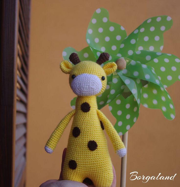 Designer: Little Bear Crochets  www.borga.land (with free pattern)