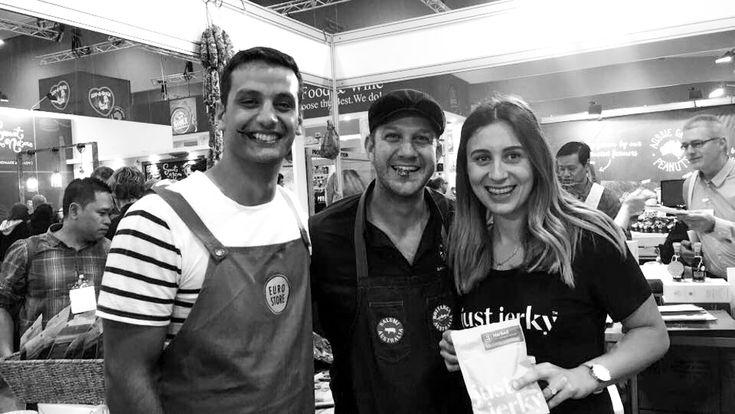 Just Jerky shares Fine Food Melbourne 2016