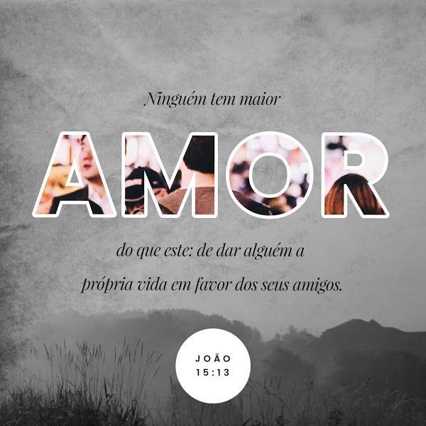 João 15:13