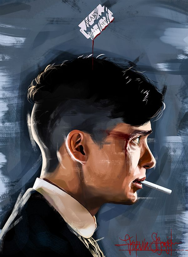 Peaky Blinders if you are not watching this your life is basic