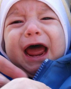 Signs of a #teething baby. Alleviate it with #BalticAmber http://mommagooseusa.com/