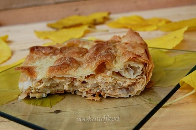 κρεμμυδόπιτα/Onion Pie | cookandfeed | Bloglovin':