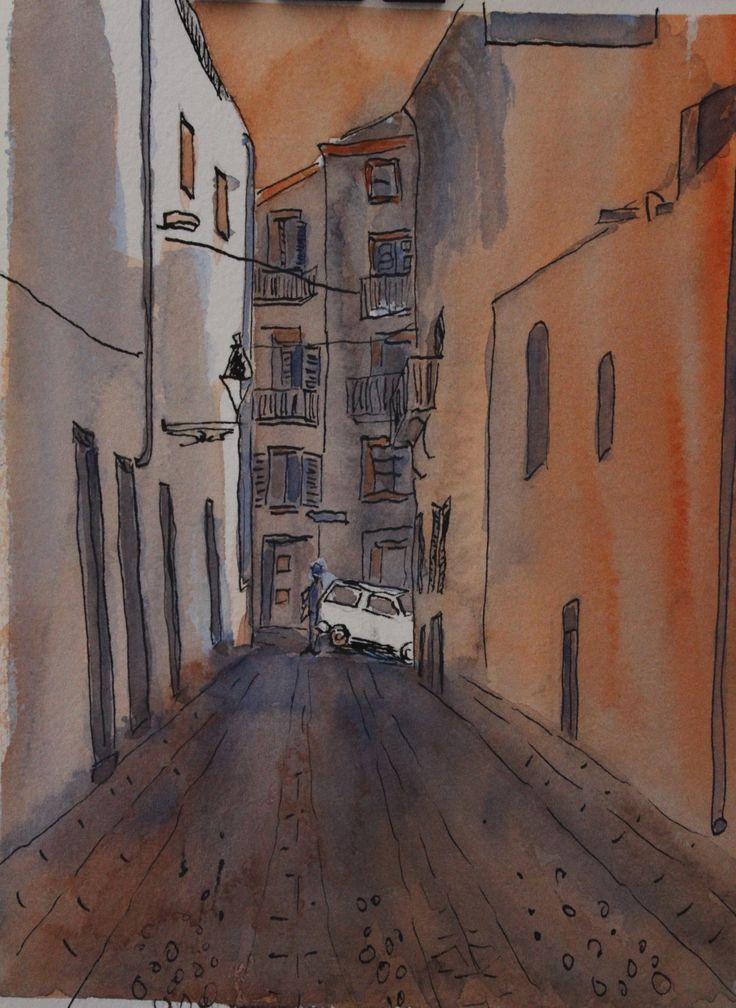 Bosa alley
