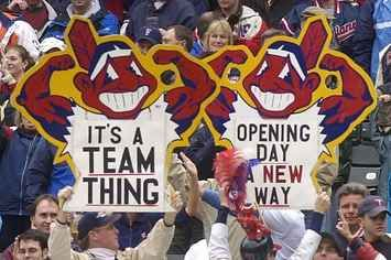 Cleveland Indians' Fans Are Removing Chief Wahoo From Their Gear