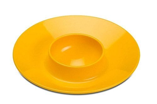 Rosti Mepal Egg Cup Dish in Eos Yellow