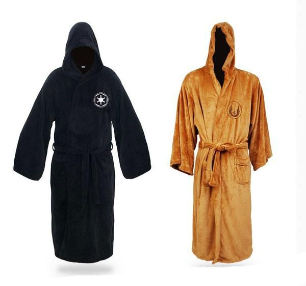 Star Wars Deluxe Bath Robes