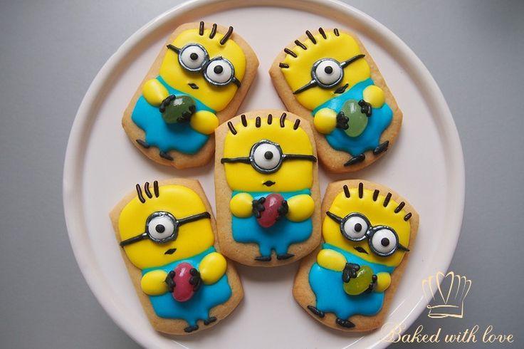 Minion koekjes
