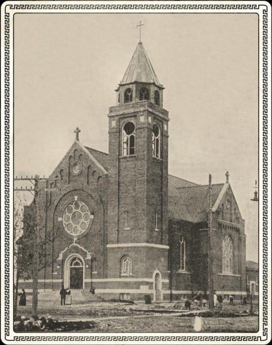 St. Bernard's Catholic Church, Thorp WI