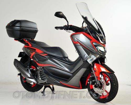26 Gambar Modifikasi Motor Yamaha NMax Paling Keren