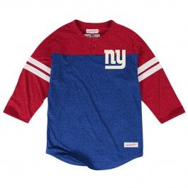 Start of Season Henley<br>New York Giants Large