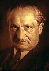 He still gets a bad rap for that brief flirtation with Nazism, but Heidegger must be engaged with if you are going to understand contemporary philosophy.  A very difficult philosopher and thinker, but well worth the effort.