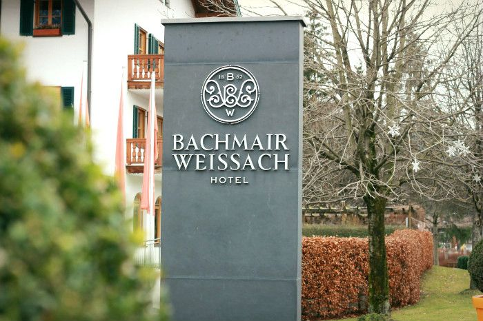 Bachmair Weissach Hotel