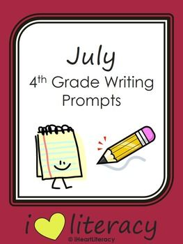 fourth grade writing prompts common core Sources with reasons videos have been added for 4th, 5th, and 6th grades  a  powerful, comprehensive writing curriculum for teachers of grades k-6  choice  of common core: source or traditional standards: prompt guided writing.