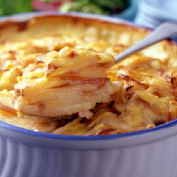 Aardappel au gratin #WWrecept #WeightWatchers