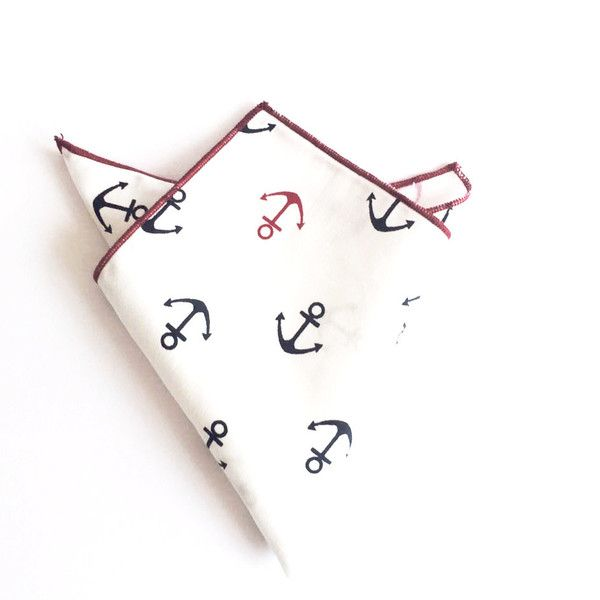 The Anchor Pocket Square — ₹1,569.60 INR